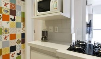Ladrilho hidráulico é tendência no revestimento de paredes ou pisos